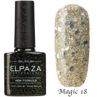 Elpaza гель-лак Magic 018, 10 ml