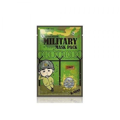 Маска для лица мужская MJ Military mask 25гр