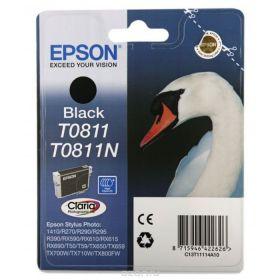 Картридж Epson C1311114A10 (T0811) Black