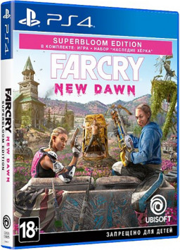 Игра Far Cry: New Dawn Superbloom Edition (PS4)