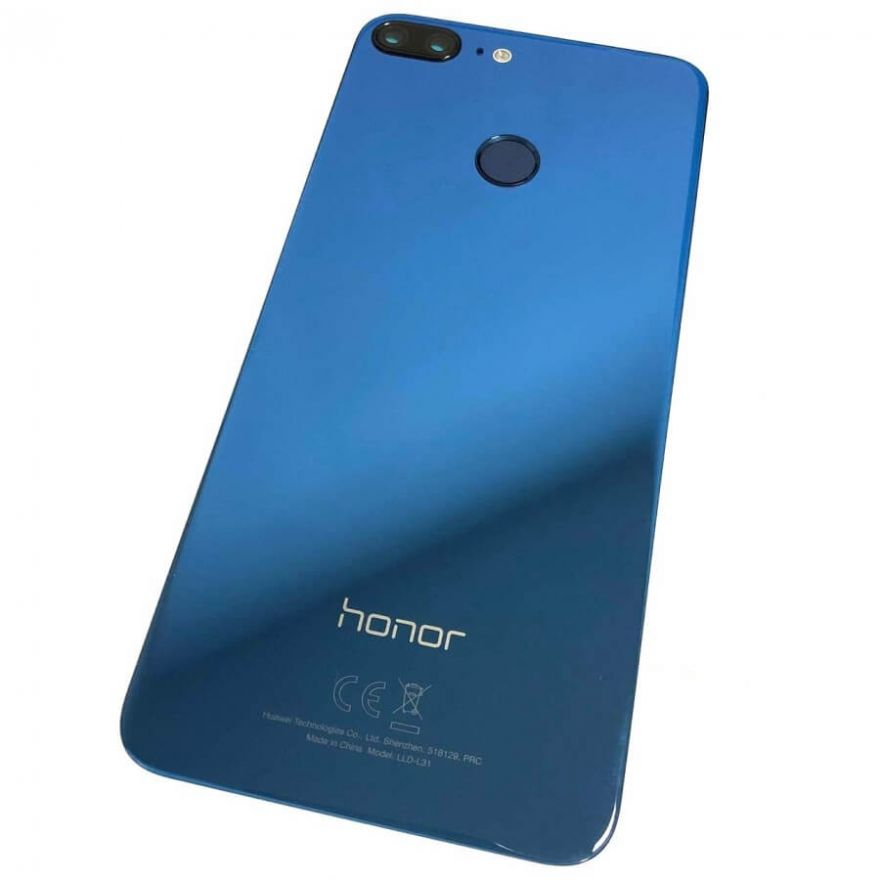 Задняя крышка в сборе со сканером отпечатков для Huawei Honor 9 Lite (Original)