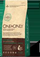 ONE&ONLY Индейка с рисом Indoor 2кг