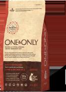 ONE&ONLY Ягненок с рисом Sterilised 2кг