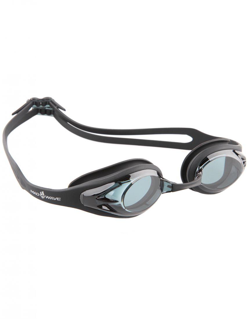 Очки для плавания тренировочные Mad Wave Alligator