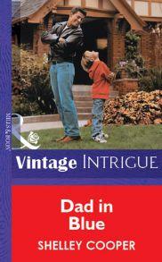 Dad In Blue