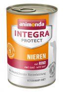 Animonda Integra Renal с говядиной при ХПН 400г