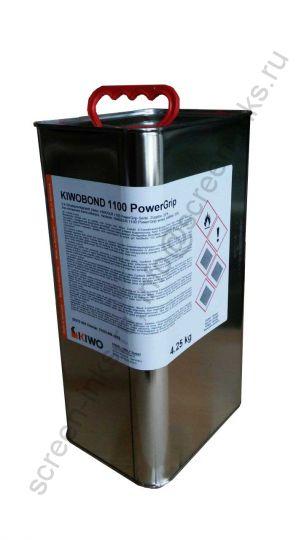 KIWOBOND® 1100 PowerGrip (0,7 + 0,14 кг.) / (4.25 кг + отвердитель отдельно!). Клей для приклеивания сетки к раме.