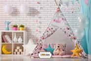 Nursery wall