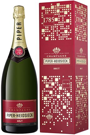 "Champagne Piper-Heidsieck Brut (gift box ""Off Trade"")"