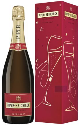 "Champagne Piper-Heidsieck Brut (gift box ""Special Edition"")"