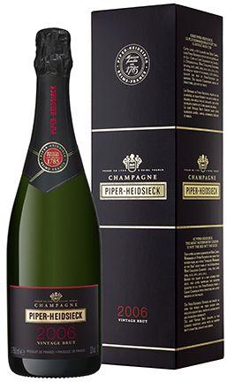 "Champagne Piper-Heidsieck Brut Vintage 2008 (gift box ""Wine store"")"