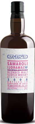 Whisky Samaroli By Samaroli 2008 Blended Malt Scotch