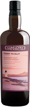 Whisky Ferry To Islay Blended Malt Scotch