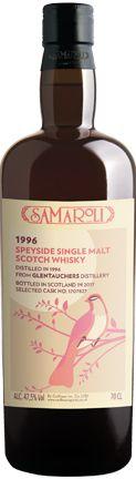 Whisky Glentauchers 1996 Speyside Single Malt Scotch