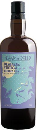 Rum Demerara Vertical 03-04 Blended