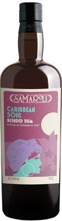 Rum Caribbean Soul Blended