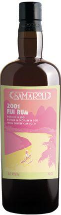 Rum Fiji 2001