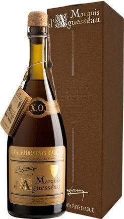 Calvados Marquis d'Aguesseau XO 30 ans