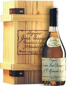 Cognac Ancestrale Reserve de Famille (gift box)