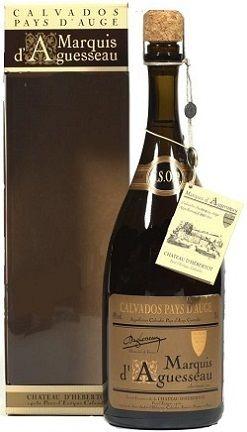Calvados Marquis d'Aguesseau VSOP 4 ans