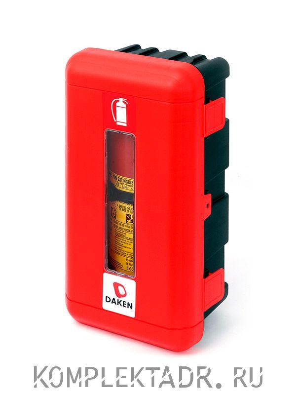 Пенал для огнетушителя на 4-6 кг (Арт: 70011DRS)