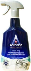 Astonish Чистящее средство для ванной комнаты Свежий ветер 750 мл