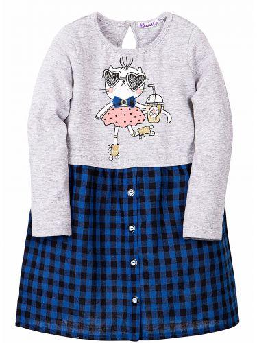 Платье для девочки Bonito 3-7 лет BK248P