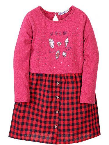 Платье для девочки 3-7 лет Bonito kids BK248P3