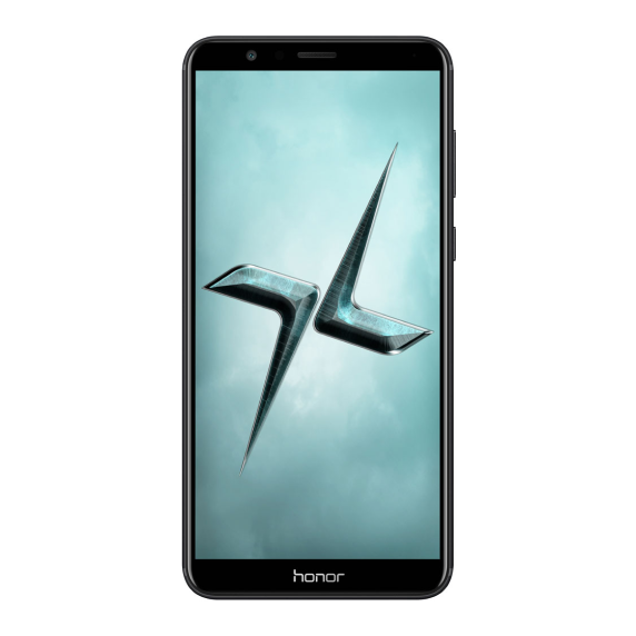 Honor 7X 64 ГБ (черный)