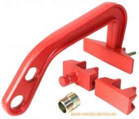 ATG-6274 Кузовной зажим крюк 4 т Licota, 5 предметов