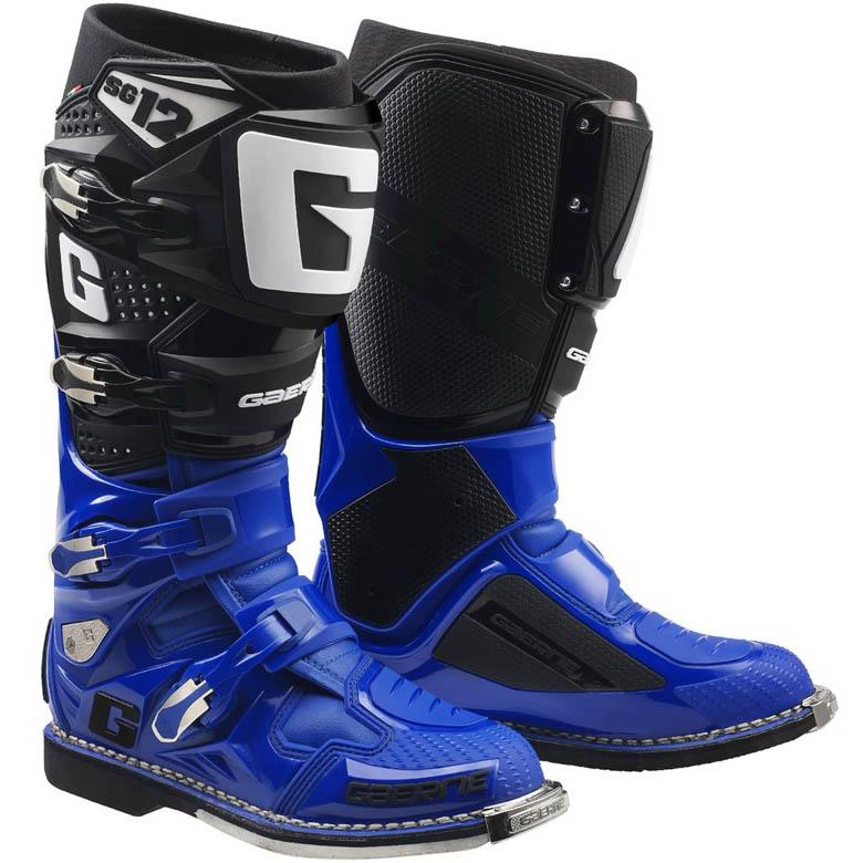 Gaerne - SG-12 Blue/Black мотоботы, сине-черные
