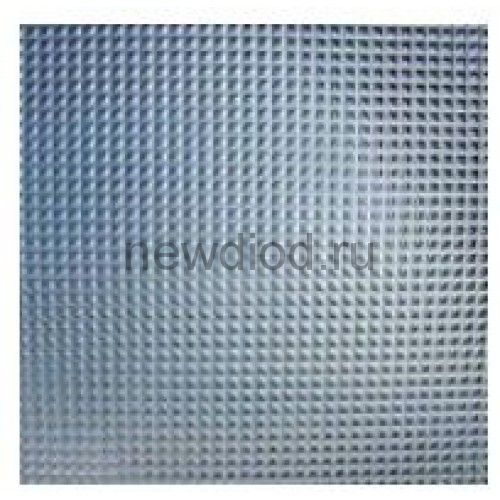 Полистирол Novattro Prism (00 прозрачный, 0 UV) 1,3мм 590х590мм