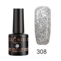 Гель-лак №308 Ou Nail, 8 мл