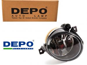 Фара противотуманная левая DEPO Volkswagen Polo Sedan