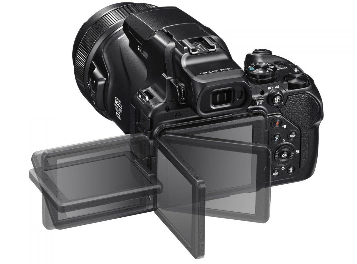 Компактный фотоаппарат с качеством зеркалки начале своей