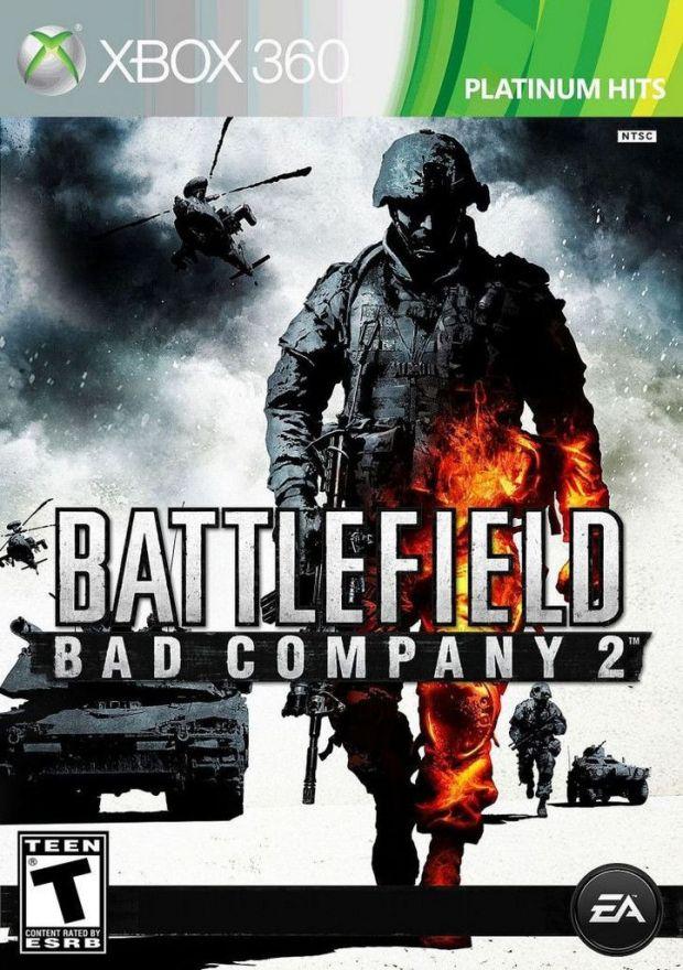 Игра Battlefield Bad Company 2(Xbox 360)