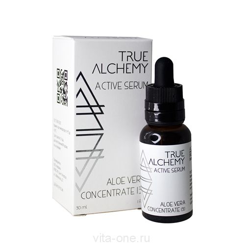 Сыворотка для лица Aloe Vera Concentrate 13:1 True Alchemy Levrana (Леврана) 30 мл
