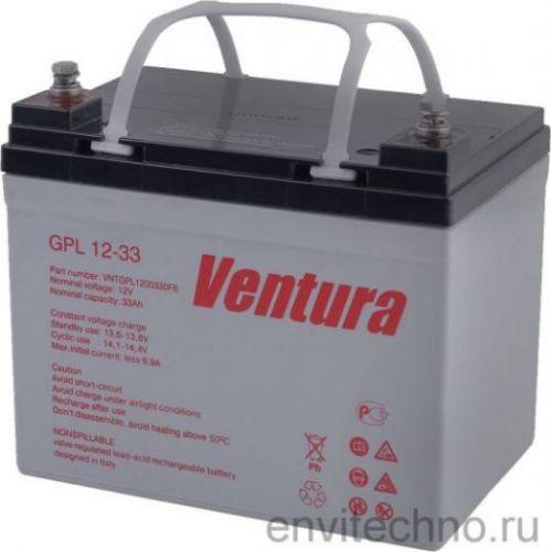 Аккумуляторная батарея GPL 12-33