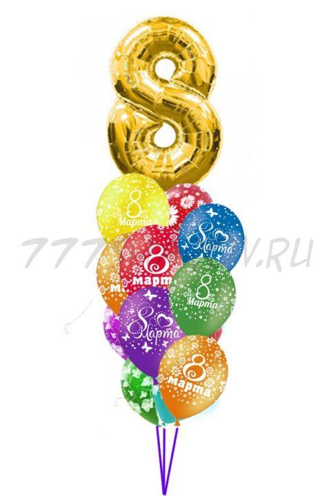 """Фонтан """"8 марта"""" 9+1"""