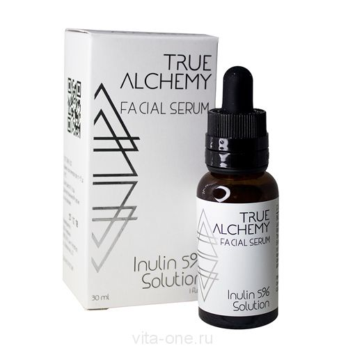 Сыворотка для волос Inulin 5% Solution True Alchemy Levrana (Леврана) 30 мл