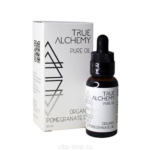 Сыворотка для лица Organic Pomegranate Oil True Alchemy Levrana (Леврана) 30 мл