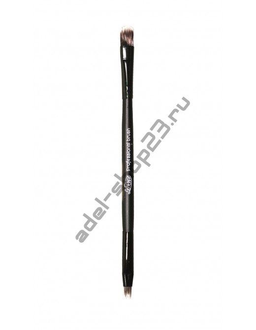 LA ROSA - кисть для теней + для губ 2509-BR