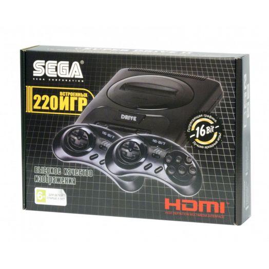 Sega Super Drive 2 Classic HDMI (220-in-1)