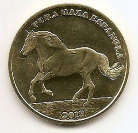 Испанская порода лошадей 1 крона Сен-Денис 2019