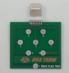 Dock flex test Lightning