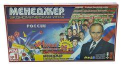 Настольная игра Менеджер Россия