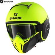 Шлем Shark Street Drak Neon Mat, Жёлтый