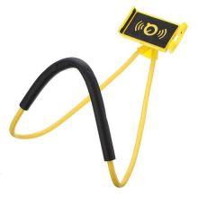 Универсальный держатель для смартфона на шею, Жёлтый