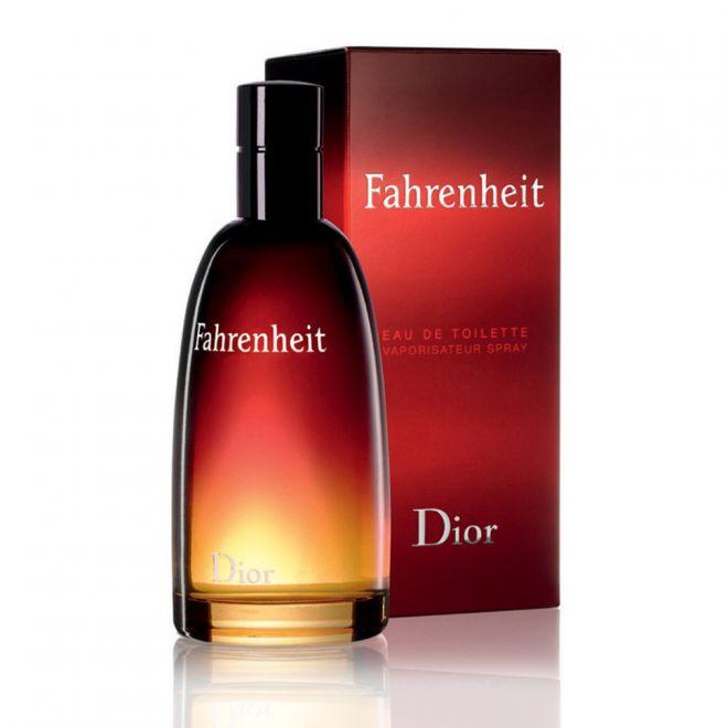 C.Dior  FAHRENHEIT