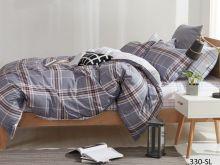 Комплект постельного белья Сатин SL  евро  Арт.31/330-SL